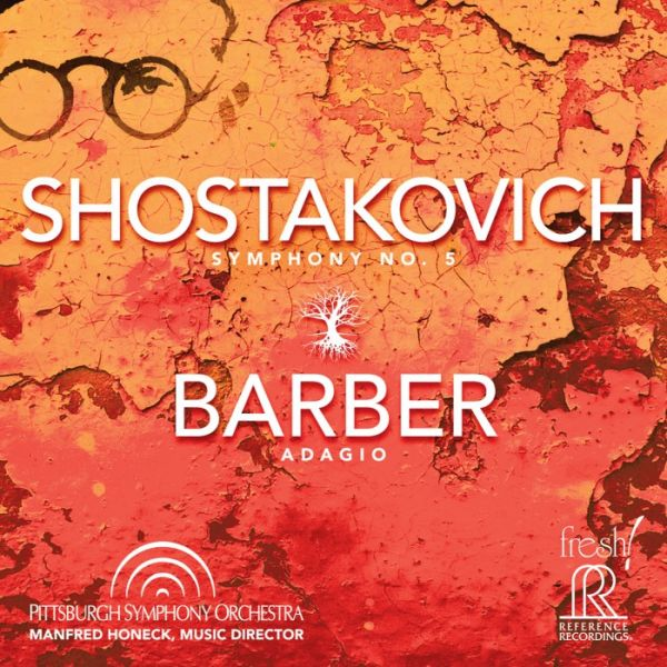 Manfred Honeck & Pittsburgh Symphony Orchestra - Shostakovich: Symphony No. 5 / Barber: Adagio Hybri