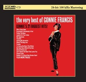The Very Best of Connie Francis - K2 HD