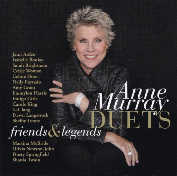 Anne Murray - Duets: Friends & Legends Hybrid-SACD