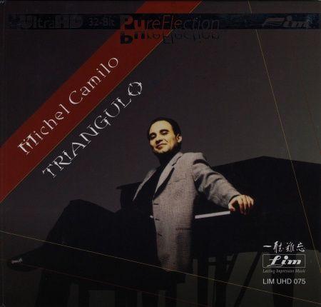 Michael Camilo - Triangulo Ultra-HD-CD