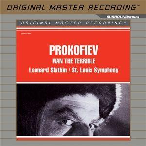Prokofiev - Ivan the Terrible - MFSL Multikanal SACD