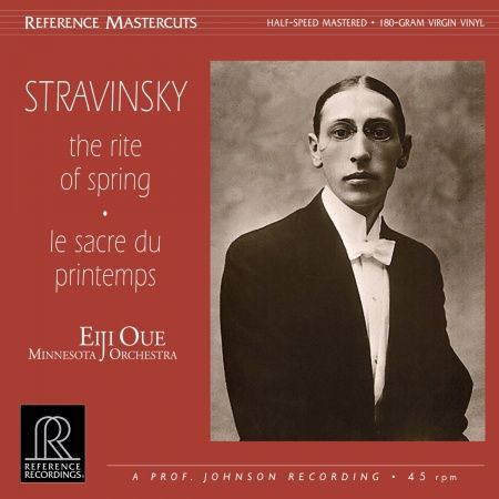 Stravinsky The Rite Of Spring 180g Vinyl LP