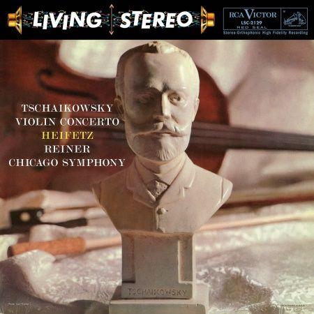 Tchaikovsky Concerto in D op. 35 Hybrid Multichannel SACD