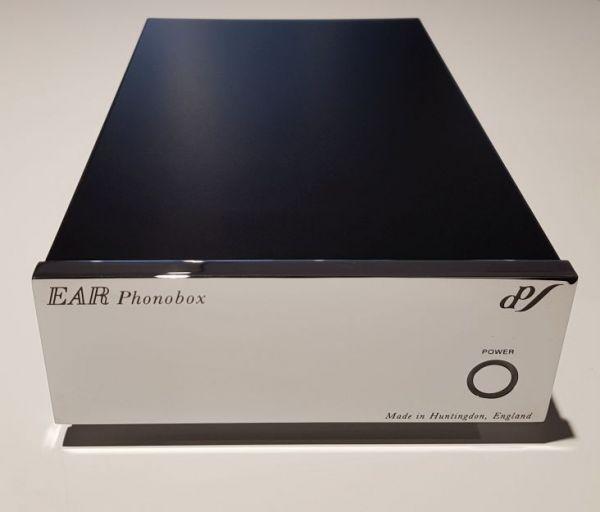 EAR Yoshino Phonobox MM/MC Chrom