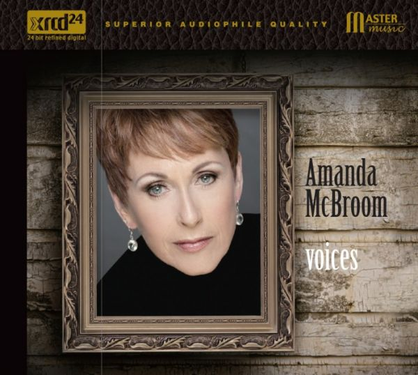 Amanda McBroom – Voices XRCD24