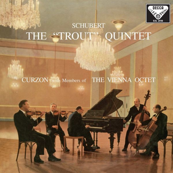Clifford Curzon and Members of The Vienna Octet - Schubert: The Trout Quintet Hybrid-SACD