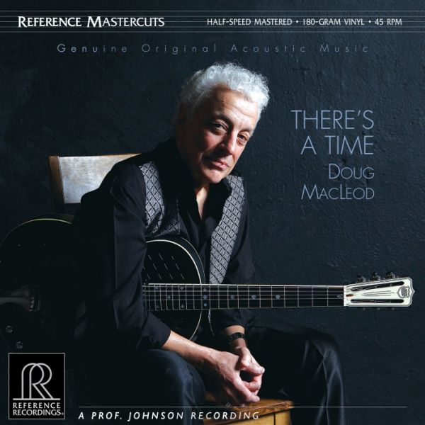 Doug MacLeod - There's a Time - 200g Vinyl Doppel-LP