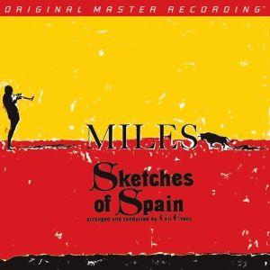 Miles Davis Sketches Of Spain Hybrid SACD