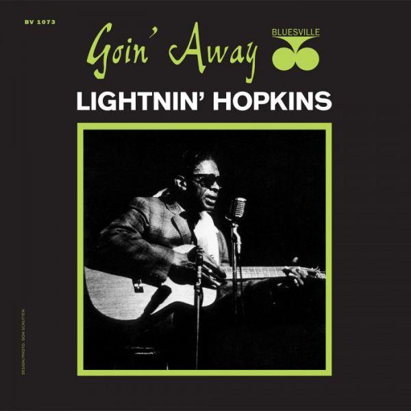 Lightnin' Hopkins - Goin' Away Hybrid SACD