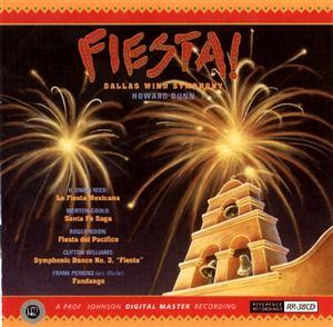 Reference Recordings HDCD - Howard Dunn&Dallas Wind Symphony Fie