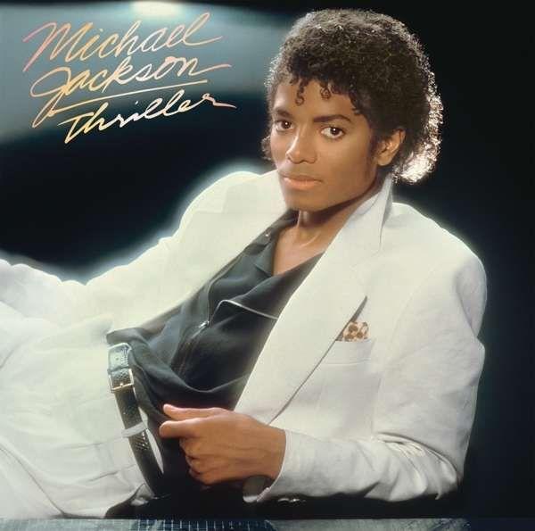 LP Michael Jackson Thriller