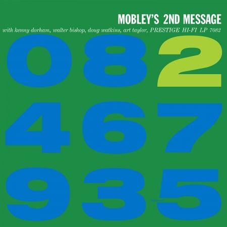 Hank Mobley - Mobley's 2nd Message Hybrid SACD