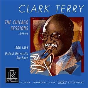 Reference Recordings HDCD - Clark Terry The Chicago Session