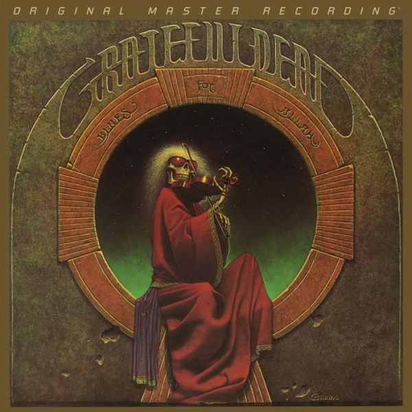 Grateful Dead – Blues for Allah Hybrid-SACD