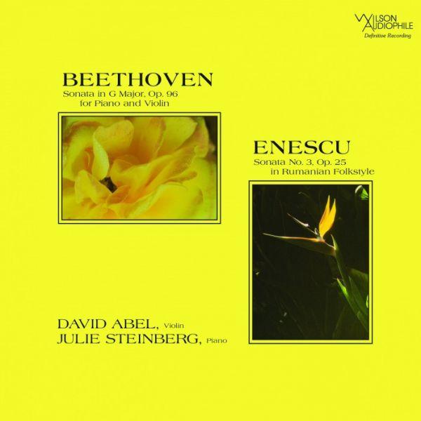 Beethoven Sonata in G Major, op. 96 / Enescu: Sonata No. 3 op. 25 Hybrid-SACD