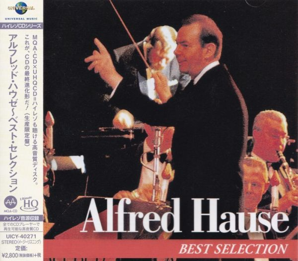 Alfred Hause – Best Selection UHQCD