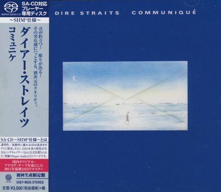 Dire Straits - Communiqué SHM-SACD