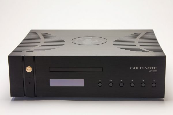GOLD NOTE CD-1000 MKII DELUXE