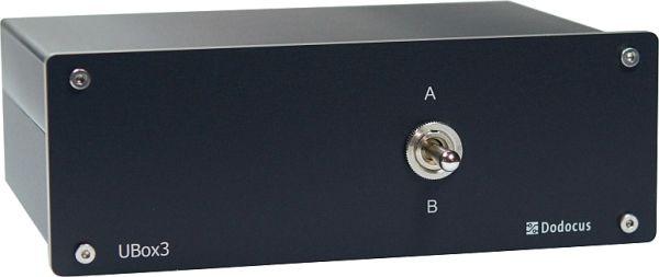 Dodocus Ubox 3 WBT-708 - Lautsprecherumschalter