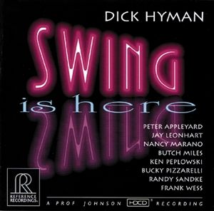 Reference Recordings HDCD - Dick Hyman - Swing Is Here