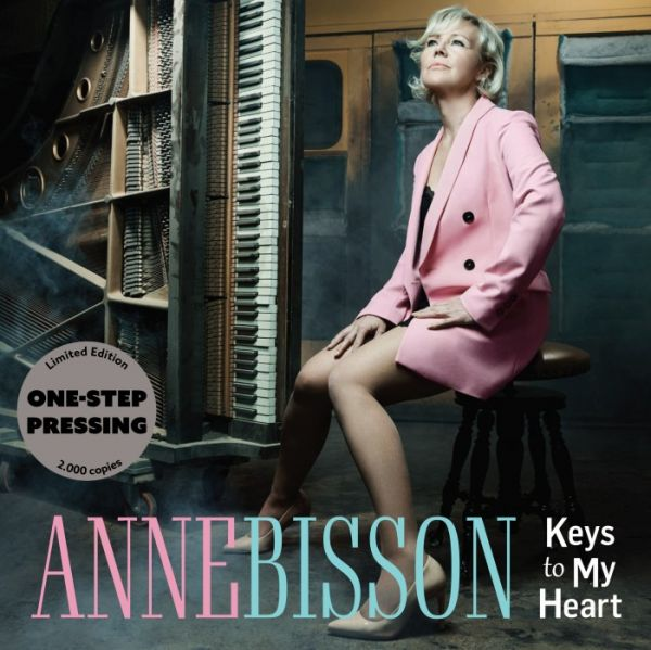 Anne Bisson - Keys to My Heart One-Step Pressing