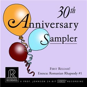 Reference Recordings HDCD - 30th Anniversary Sampler