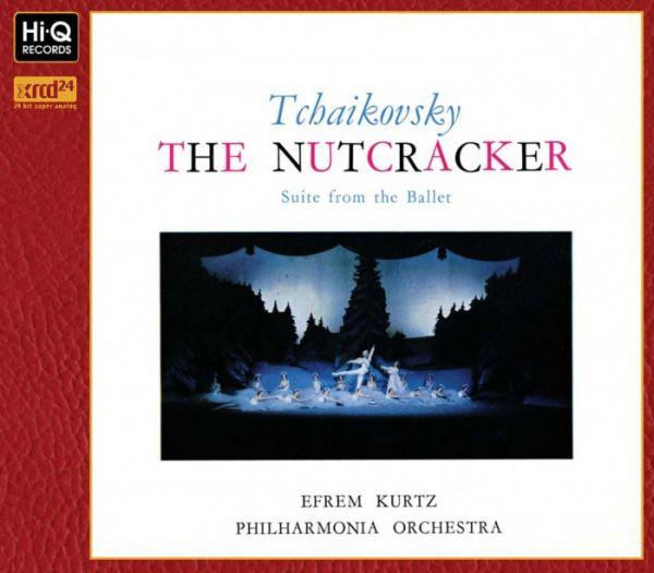 Efrem Kurtz & Philharmonia Orchestra: Tchaikovsky – The Nutcracker XRCD24