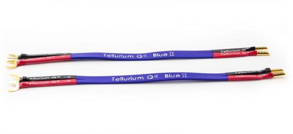 Tellurium Q Blue II Jumper