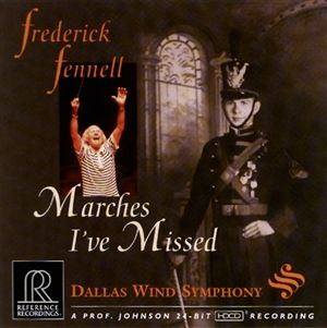 Reference Recordings HDCD - Frederick Fennell & Dallas Wind Symp