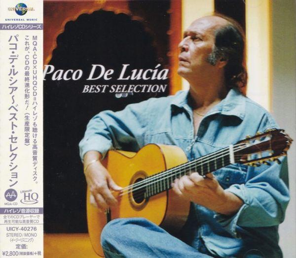 Paco de Lucía – Best Selection UHQCD
