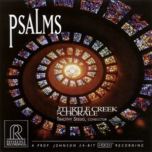 Reference Recordings HDCD - Timothy Seelig & Turtle Creek Choral