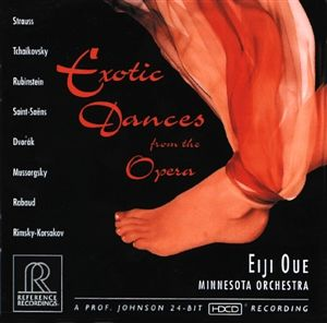 Exotic Dances From The Opera - Reference Recordings CD