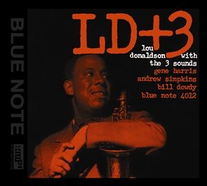 Lou Donaldson with the Three Sounds - LD+3 - XRCD 24