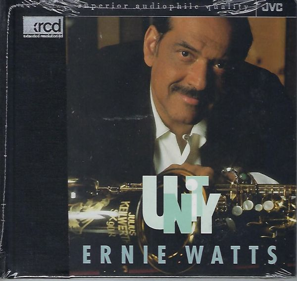 Earnie Watts - Unity - XRCD
