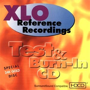 Test & Burn-In CD - Reference Recordings HDCD