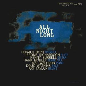 The Prestige All Stars All Night Long - Hybrid SACD