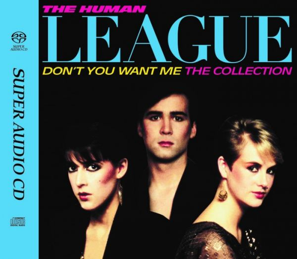 The Human League Don't You Want Me The Collection