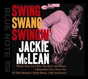 Jackie McLean - Swing, Swang, Swingin' - XRCD24