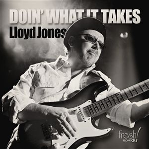 Lloyd Jones - Doin' what it takes - CD