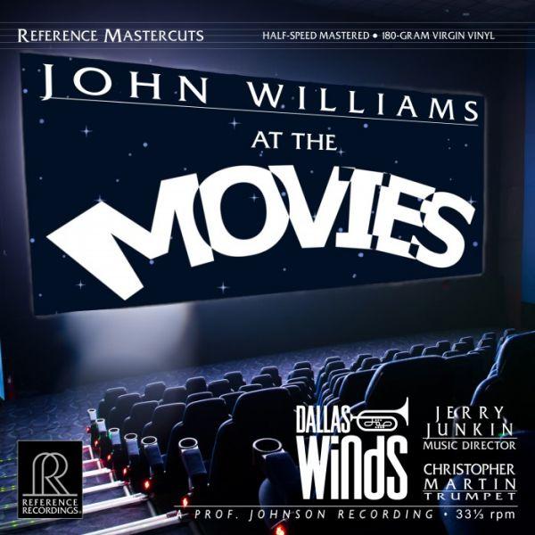 John Williams at the Movies 180g Vinyl, Doppel-LP