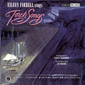 Reference Recordings CD - Eileen Farrell
