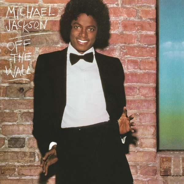 LP Michael Jackson Of the wall