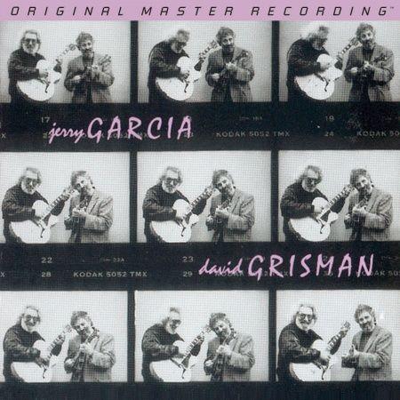 Jerry García & David Grisman Hybrid SACD