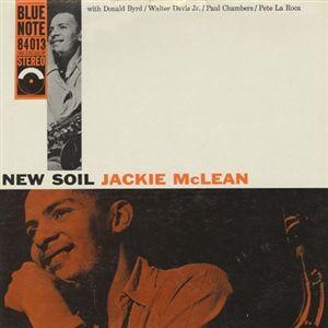 Jackie McLean - New Soil - Hybrid SACD