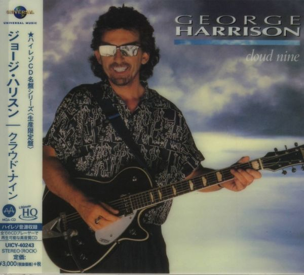 George Harrison - Cloud Nine UHQCD
