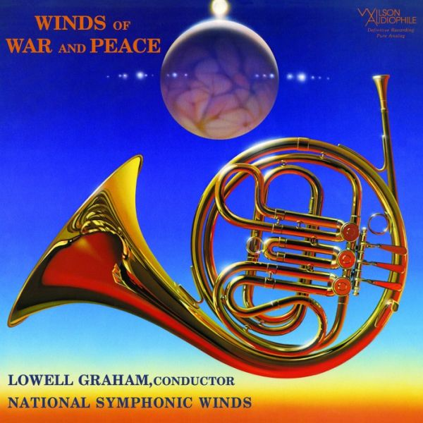Lowell Graham & National Symphonic Winds - Winds of War and Peace Hybrid-SACD
