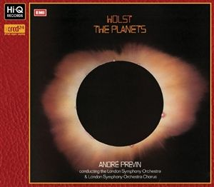 Holst The Planets - André Previn & London Symphony Orchestra