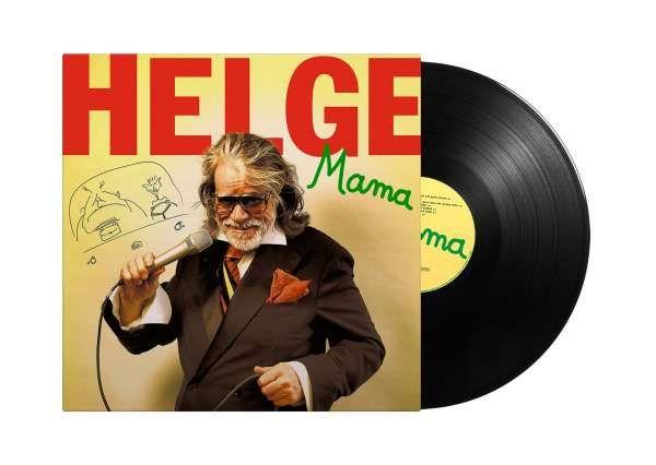 LP Helge Schneider Mama 180g