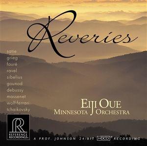 Reference Recordings HDCD - Eiji Oue & Minnesota Orchestra: Reve