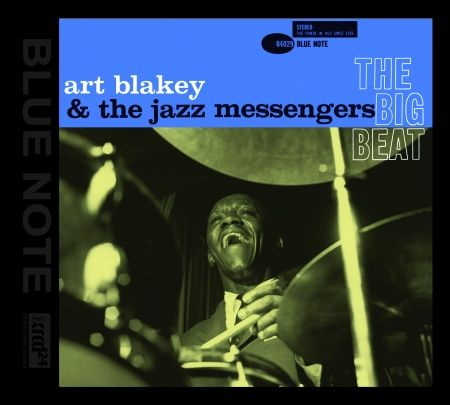 Art Blakey - The Big Beat XRCD24